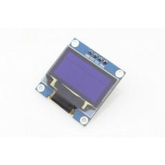 "OLED 0.96"" 128x64 - I2C - Blue&Yellow (ER-DO1286496BY)"