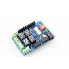 Relay Shield v1.1 for Arduino (ER-MCS01584R)