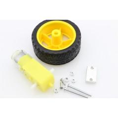 Micro DC Geared Motor Set (ER-RPL11302K)