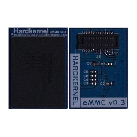 8GB eMMC Module U Linux for ODROID-U3 (Hardkernel)