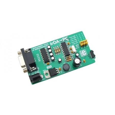 IrDA-To-PC Board (MIKROELEKTRONIKA)