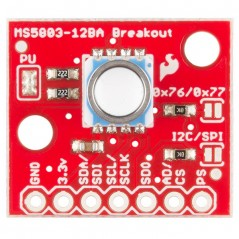 Pressure Sensor - MS5803-14BA Breakout (Sparkfun SEN-12909)