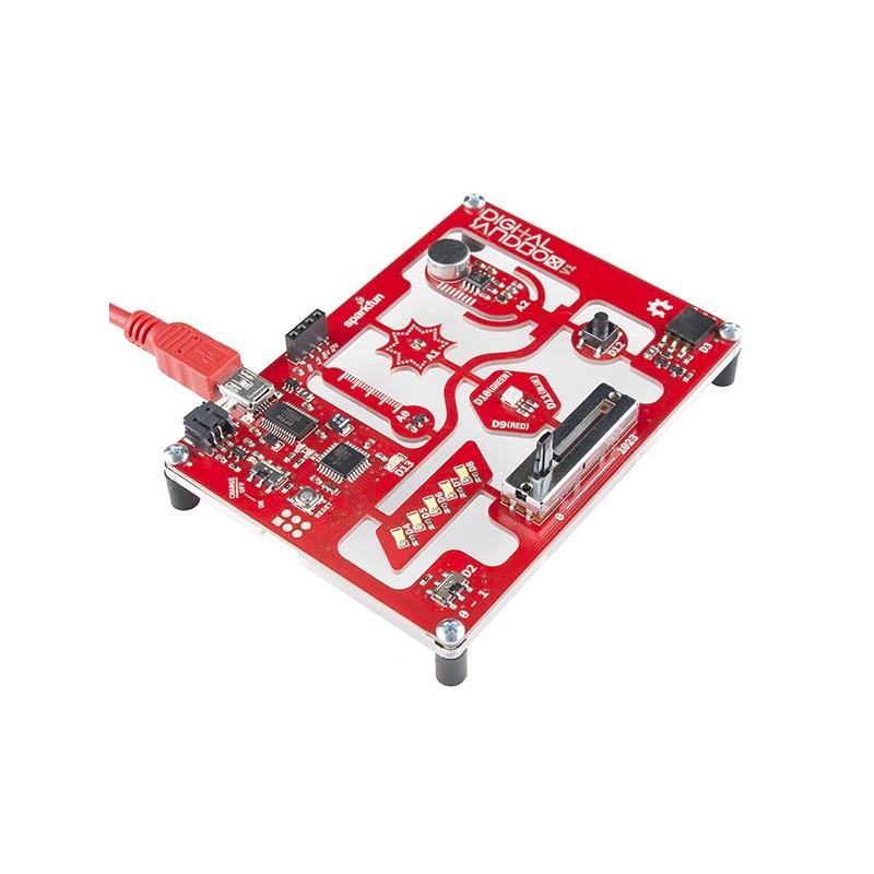 Digital Sandbox (Sparkfun DEV-12651) Arduino learning platform