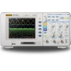 DS1052D 2x50MHz (1GS/s)+Logic Analyzer (RIGOL)