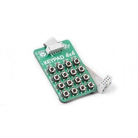 Keypad 4x4 Board (MIKROELEKTRONIKA)