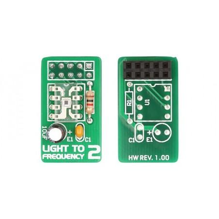 Light to Frequency 2 Board (MIKROELEKTRONIKA)