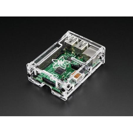 Adafruit Pi Box Plus - Enclosure for Raspberry Pi Model B+ (Adafruit 1985)