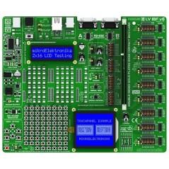 LV18F v6 Development System (MIKROELEKTRONIKA)