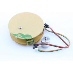 Weight Sensor Kit- 3Kg (ER-SEN003KGK)  incl. HX711 ampplifier & 100 g calibration weights