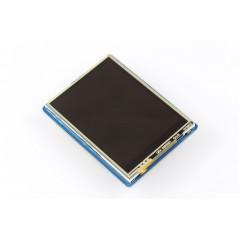 """TFT (240x320) 2.8"""" Touch Shield V4.2 SPI (ER-AMS320240TFT) +SD card socket"""