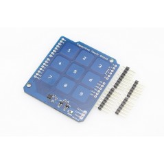 Capacitive Touch Shield for Arduino (ER-AS00121CTH)