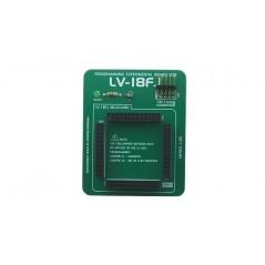 LV18FJ Experimental Board (MIKROELEKTRONIKA)