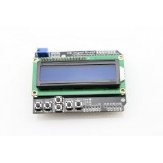 LCD Keypad Shield for Arduino (ER-MCS01602M)