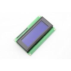 SERIAL I2C LCD Module 20x4 - Blue Backlight (ER-DLC12004A)