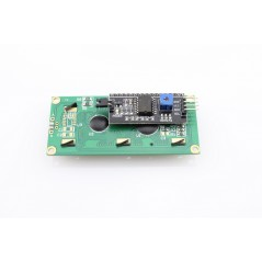 SERIAL I2C LCD Module 16x2 - Blue Backlight (ER-DLC11602A)