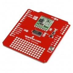 RFM22 Shield - 434MHz (Sparkfun DEV-11018) 433MHz ISM FSK transceiver module