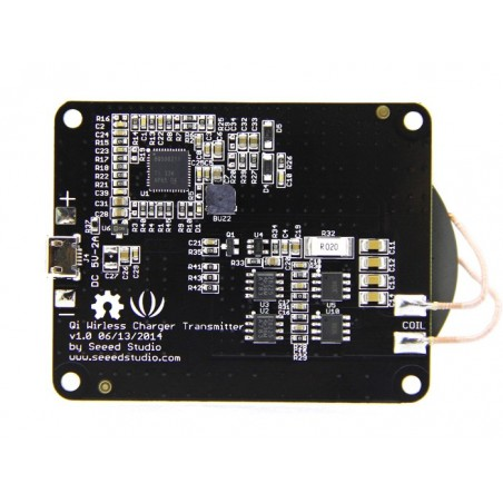 Qi Wireless Charger Transmitter - 5V/1A (Seeed 113030020)