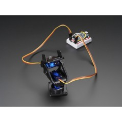 Mini Pan-Tilt Kit - Assembled with Micro Servos (Adafruit 1967)