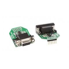 MAX3232 Board  (MIKROELEKTRONIKA)