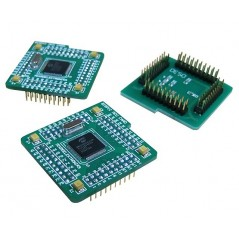 MCU card with PIC18F8520 for BIGPIC5 (MIKROELEKTRONIKA)