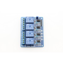 4-Channel Relay Module-10A (ER-ARE00104SL)