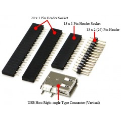 ODROID-W Connector Pack (Hardkernel)