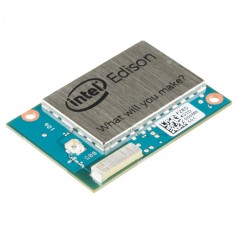 Intel Edison (Sparkfun DEV-13024) Intel® Atom™ SoC dual-core CPU  WiFi, BT