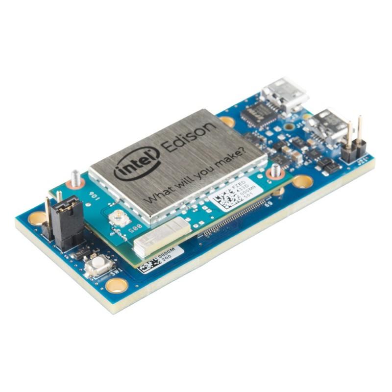 Intel® Edison and Mini Breakout Kit (Sparkfun DEV-13025)