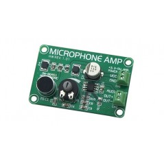 Microphone AMP Board (MIKROELEKTRONIKA)