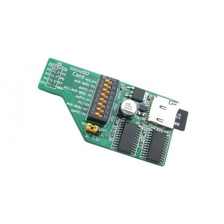 microSD Card Board (MIKROELEKTRONIKA)