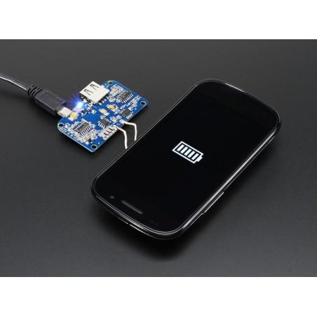 Universal Qi Wireless Charging Transmitter (Adafruit 2162)