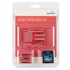 XBee Wireless Kit Retail  (Sparkfun RTL-12863)