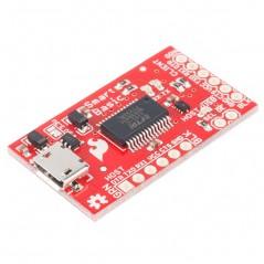 FTDI SmartBasic (Sparkfun DEV-12935) FT232RL , TS3USB221A