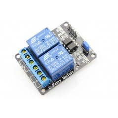 2-Channel Relay Module-10A (ER-ARE00102SL)
