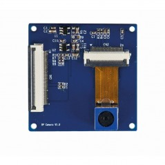 Camera Module CSI for Banana Pi (Omnivision OV5640 CMOS,5Mpix, 1080P 30fps@24Mhz)