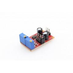 NE555 Frequency Adjustable Pulse Generator Module (ER-TH77555NE)