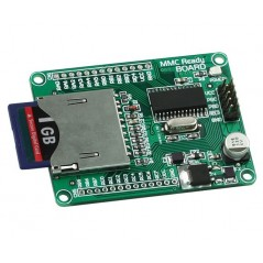 MMC Ready Board (MIKROELEKTRONIKA)