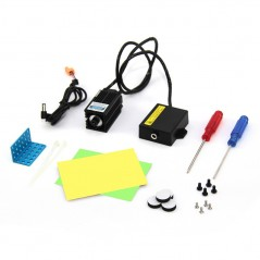 Laser Engraver Upgrade Pack 500mW for XY-Plotter Robot Kit V2.0 (Makeblock 98004)