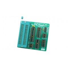 PICFlash Experimental Board Adapter (MIKROELEKTRONIKA)