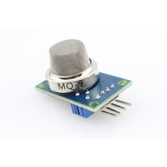 Analog CO/Combustible Gas Sensor MQ9 (ER-SES90101S) sensitive material SnO2