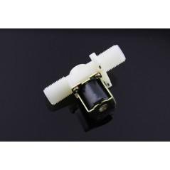 """Water Solenoid 12V- 1/2"""" Plastic (ER-ASO1212GSV) Inlet / Drainage Valve"""