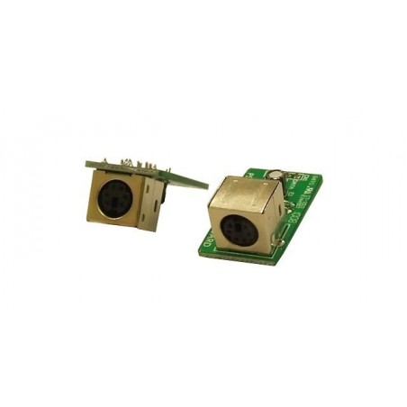 PS/2 Connector Board with 4 x 1 connector (MIKROELEKTRONIKA)