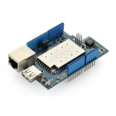 Yun Shield for Arduino (ER-AS99260YS) Linux , WiFi, Ethernet to  Arduino