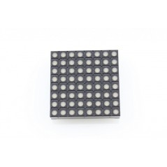 32mm Square 8x8 LED Matrix - Super Bright RGB CIRCLE-DOT (ER-MAT06008B)