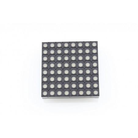 32mm Square 8x8 LED Matrix - Super Bright RGB CIRCLE-DOT (ER-MAT06008B)