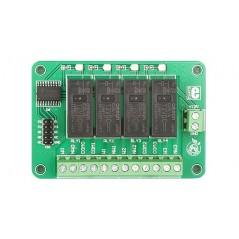 Relay4 Board (MIKROELEKTRONIKA)