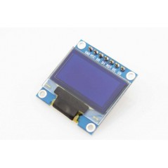 "OLED Display 0.96""  128x64- Blue (ER-DOL12864O) SSD1306 I2C SPI"