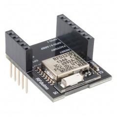 RFduino - DIP (Sparkfun DEV-13208) Arduino compatible + wireless
