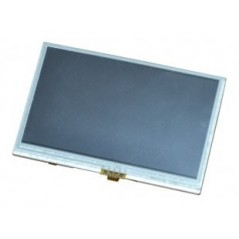 LCD-OLinuXino-4.3TS (Olimex) 4.3 INCH LCD SCREEN WITH BACKLIGHT AND RESISTIVE TOUCH