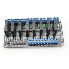 8-Channel Solid State Relay Module (ER-ARE00808SL)